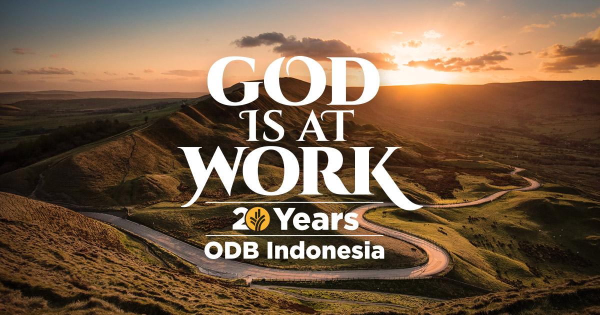 Our Daily Bread Indonesia 20th Anniversary Santapan Rohani