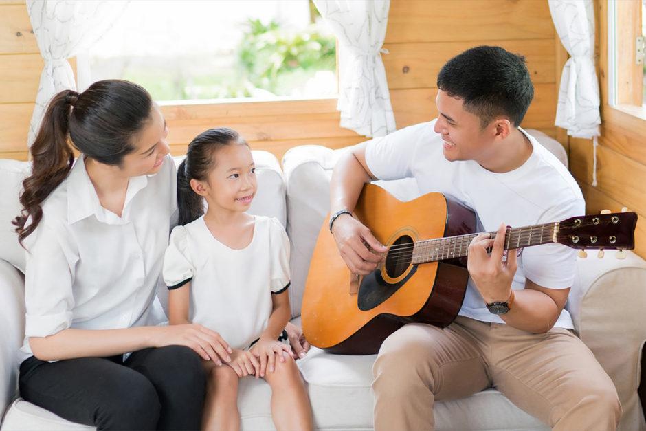 Menikmati Ibadah yang Asyik dan Penuh Arti Bersama Keluarga di Rumah